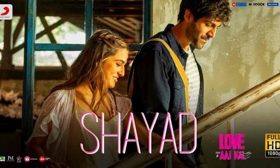 SHAYAD LYRICS - Arijit Singh