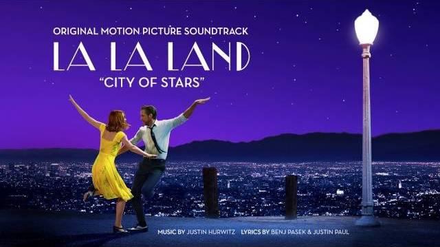 CITY OF STARS LYRICS - Ryan Gosling