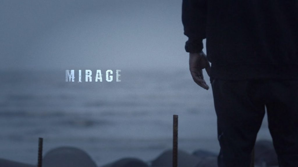 MIRAGE LYRICS - DINO JAMES