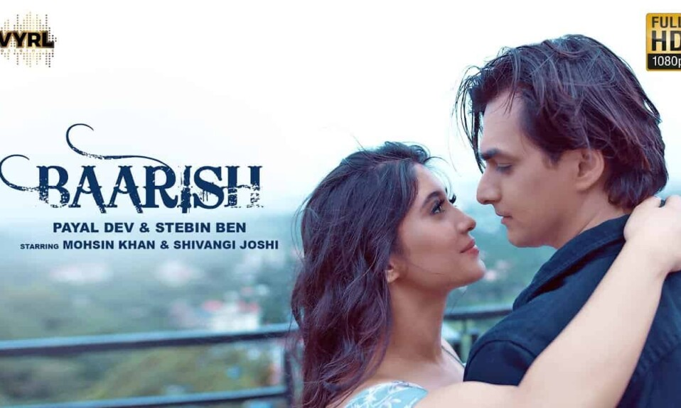 Tumhe Barish Bada Yaad Karti Hai Lyrics - Payal Dev & Stebin Ben