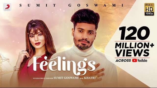 Feeling Se Bhara Mera Dil Lyrics - Sumit Goswami