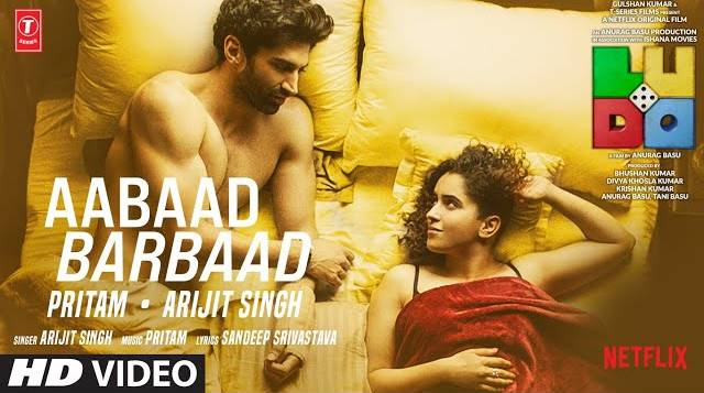 Arijit Singh Ya To Barbad Kar Do Lyrics
