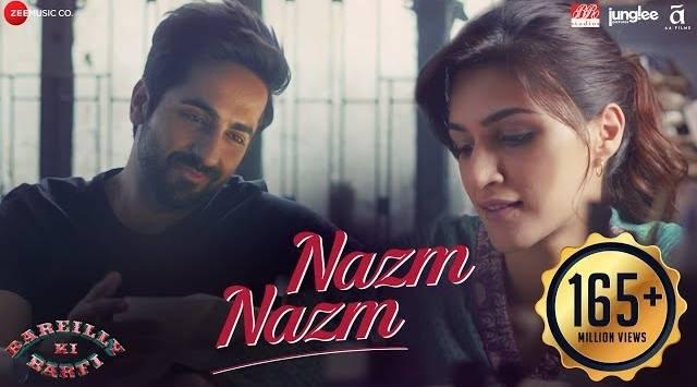 NAZM NAZM LYRICS - English & Hindi