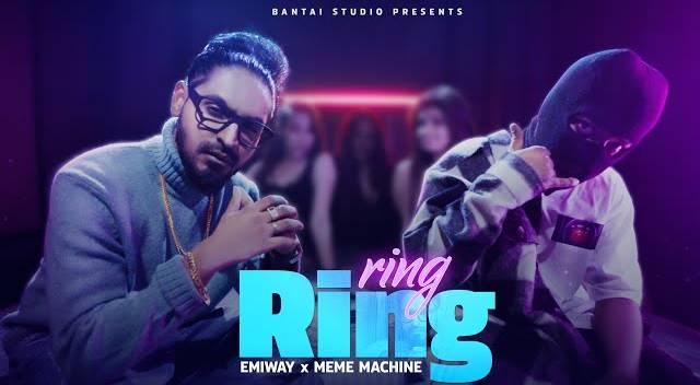 RING RING LYRICS - Emiway