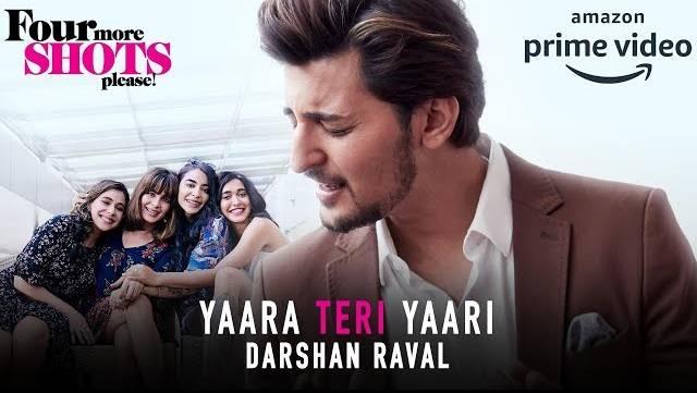 Yaara Teri Yaari Umar Sari Sath Hai Lyrics - Darshan Raval