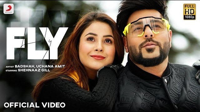 FLY LYRICS - Badshah | Shehnaaz Gill