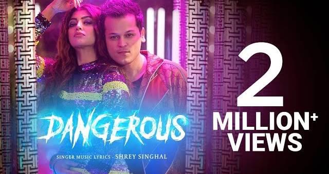 DANGEROUS LYRICS - Shrey Singhal