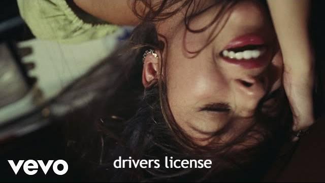 DRIVERS LICENSE LYRICS
